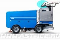 Ледозаливочная машина EVO 2 (бензин) для ледового катка с размером от 1800 кв.м.